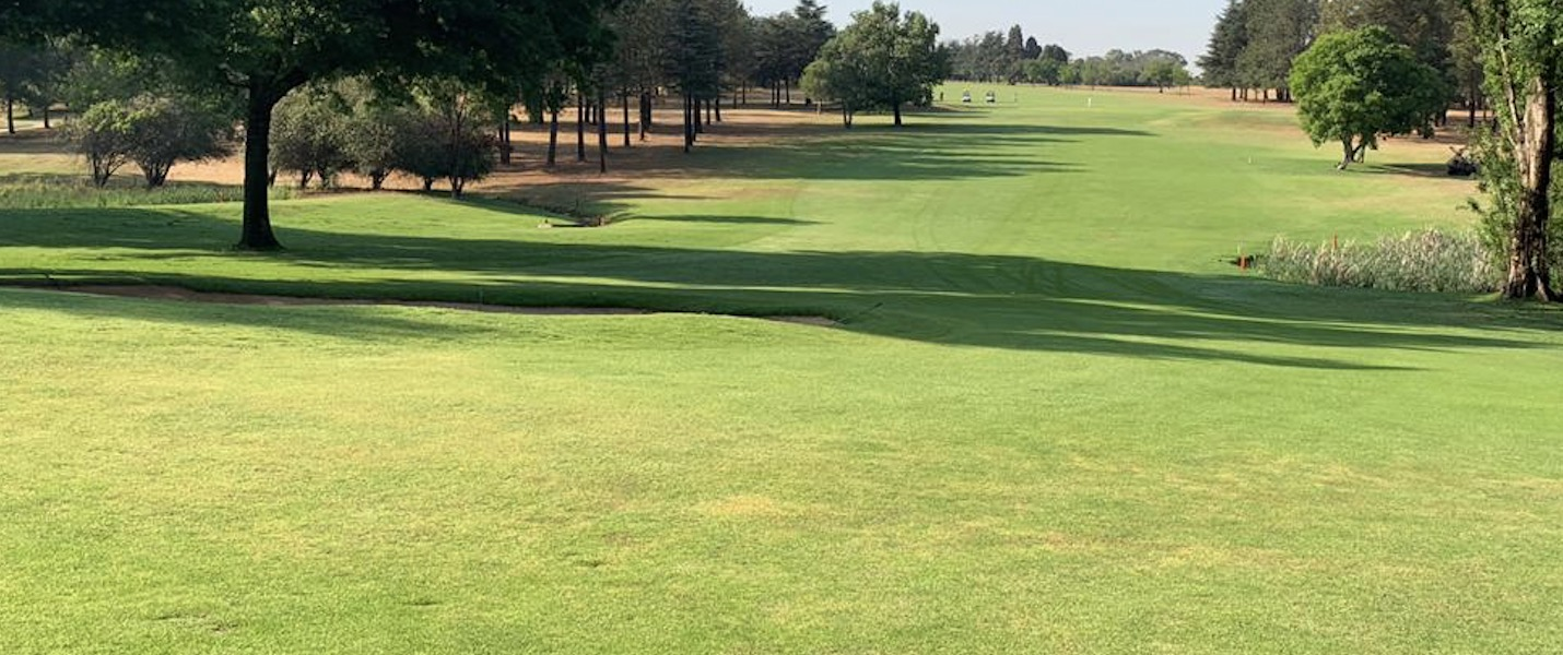 Fairyway trials for Primo Maxx - Before Application