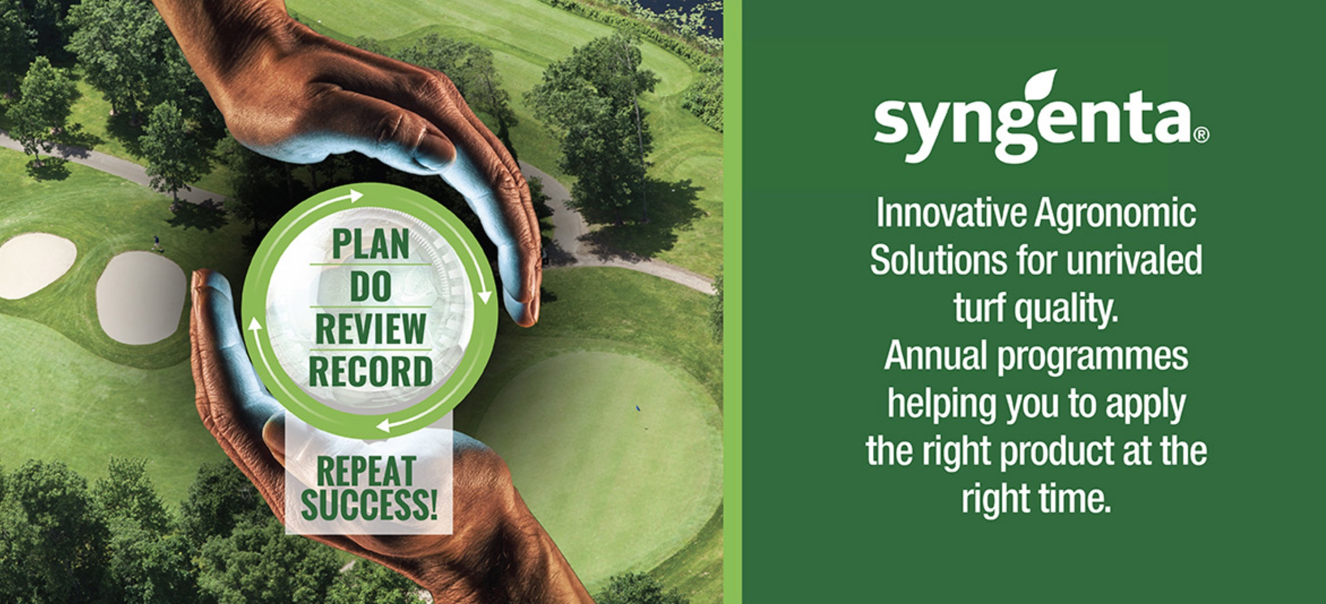 Syngenta Turf for Golf Courses