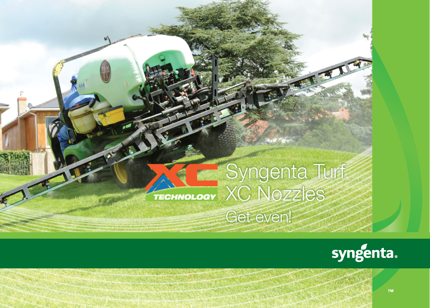 CX Nozzle Brochure Cover